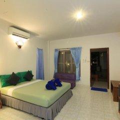 Отель Saladan Beach Resort 3* Бунгало с различными типами кроватей фото 50