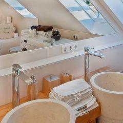 Отель Penthouse Suite Gasteig Мюнхен ванная