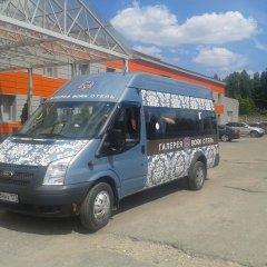 Гостиница Галерея Вояж городской автобус