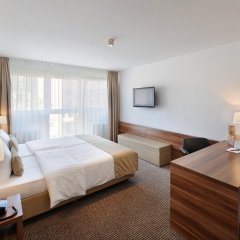 Vi Vadi Hotel downtown munich 3* Стандартный номер разные типы кроватей фото 7