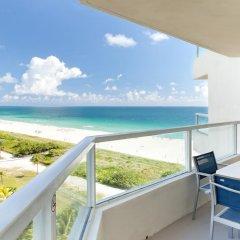 Отель Marriott Stanton South Beach 4* Номер Делюкс с различными типами кроватей фото 3