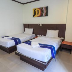 Отель Sharaya Residence Patong 3* Стандартный номер двуспальная кровать фото 2