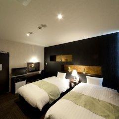 Отель Sunline Hakata Ekimae 3* Улучшенный номер фото 7