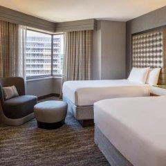 Отель Hyatt Regency St. Louis at The Arch 4* Стандартный номер с 2 отдельными кроватями фото 5