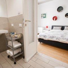 Отель Rooms In Rome 2* Стандартный номер с различными типами кроватей фото 37