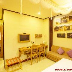 Vinh Hung Library Hotel 3* Улучшенный номер фото 8