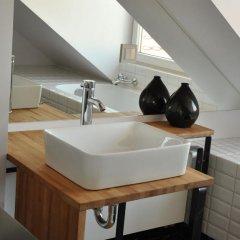 Отель Apartamenty Dwa Польша, Познань - отзывы, цены и фото номеров - забронировать отель Apartamenty Dwa онлайн ванная фото 2