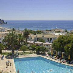 Отель Luz Ocean Club пляж фото 2