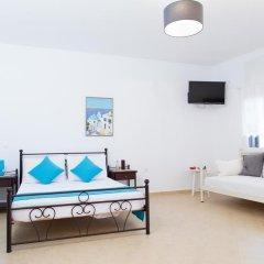 Отель Aelia Suites Греция, Остров Санторини - отзывы, цены и фото номеров - забронировать отель Aelia Suites онлайн комната для гостей фото 2
