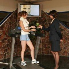 Отель Le Grande Plaza Отель Узбекистан, Ташкент - отзывы, цены и фото номеров - забронировать отель Le Grande Plaza Отель онлайн фитнесс-зал фото 3