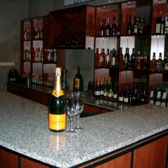 Отель Elkan Terrace гостиничный бар