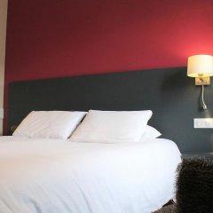 Hotel-Restaurant Le Victoria 3* Стандартный номер с двуспальной кроватью фото 2