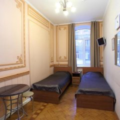 Гостиница Комнаты на ул.Рубинштейна,38 Стандартный номер с двуспальной кроватью (общая ванная комната) фото 2