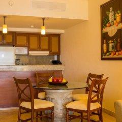 Отель The Ridge at Playa Grande Luxury Villas 4* Люкс с различными типами кроватей