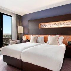 Отель Hilton London Tower Bridge 4* Представительский номер с 2 отдельными кроватями фото 4