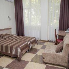 Гостиница Фестиваль Номер Комфорт с двуспальной кроватью фото 13