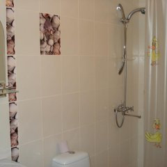 Апарт-Отель Южный Дворик ванная фото 2