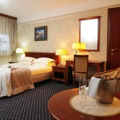 Hotel Zlatnik 4* Стандартный номер с различными типами кроватей фото 10