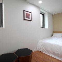 K-POP Hotel Seoul Station 2* Номер Делюкс с различными типами кроватей фото 4