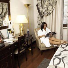 Sercotel Gran Hotel Conde Duque 4* Стандартный номер с различными типами кроватей фото 2