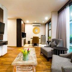 Отель Aleesha Villas 3* Вилла Делюкс с различными типами кроватей фото 17