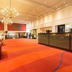 Отель Scandic Victoria Норвегия, Лиллехаммер - отзывы, цены и фото номеров - забронировать отель Scandic Victoria онлайн интерьер отеля фото 3