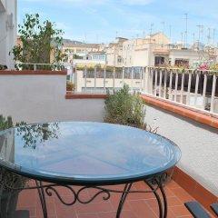 Отель Luxury Muntaner Plaza Барселона балкон