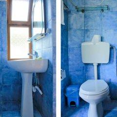 Отель Mustafaraj Apartments Ksamil Албания, Ксамил - отзывы, цены и фото номеров - забронировать отель Mustafaraj Apartments Ksamil онлайн ванная