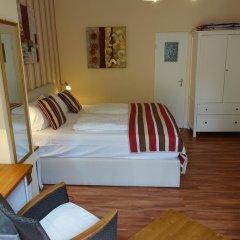 Hotel Villa Konstanz Берлин комната для гостей фото 5