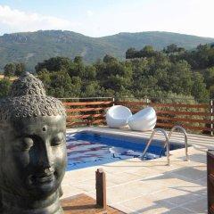 Отель El Refugio de Cristal бассейн фото 2