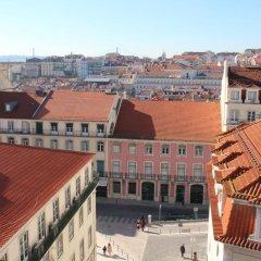 Отель Wiigo Lisbon балкон