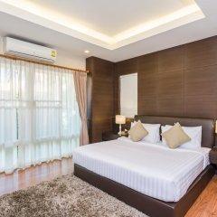 Отель The Ville Pool Villa Jomtien 3* Вилла с различными типами кроватей фото 6