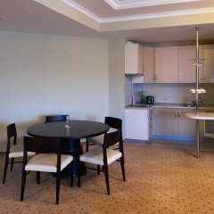 Гостиница Звёздный WELNESS & SPA Апартаменты с различными типами кроватей фото 16