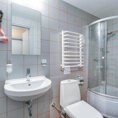 Мини-отель 15 комнат 2* Стандартный семейный номер с разными типами кроватей фото 5