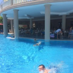 Отель Club Nergis Beach Мармарис бассейн фото 3