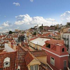 Отель Portugal Ways Alfama River Apartments Португалия, Лиссабон - отзывы, цены и фото номеров - забронировать отель Portugal Ways Alfama River Apartments онлайн балкон