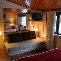 Perili Kosk Boutique Hotel Улучшенный номер с различными типами кроватей фото 7