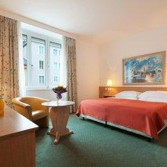 Отель Best Western Hotel Imlauer Австрия, Зальцбург - отзывы, цены и фото номеров - забронировать отель Best Western Hotel Imlauer онлайн комната для гостей фото 5