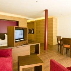Hotel Appartement Burgund Парчинес комната для гостей фото 3