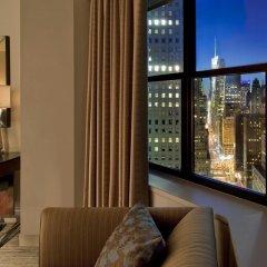 Отель Westin New York Grand Central 4* Номер Делюкс с различными типами кроватей фото 2
