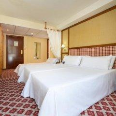 Отель Tryp Vielha Baqueira Стандартный номер разные типы кроватей фото 3