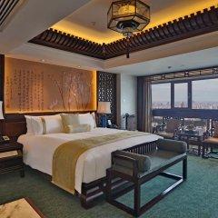 Shan Dong Hotel 4* Улучшенный номер с 2 отдельными кроватями