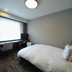 Отель Dormy Inn Soga Natural Hot Spring 3* Стандартный номер фото 4