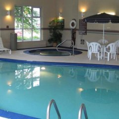 Апартаменты Polaris Inn Apartments бассейн