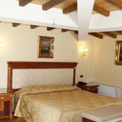 Отель Villa Pinciana 4* Стандартный номер с двуспальной кроватью фото 8