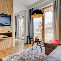 Отель Apartamenty Pod Giewontem Lux&spa Zakopane Закопане комната для гостей фото 3