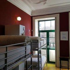 Porto Wine Hostel Кровать в общем номере двухъярусные кровати фото 18