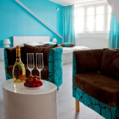 Апартаменты Royal Bellezza Apartments Улучшенная студия с различными типами кроватей фото 16