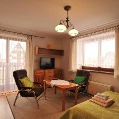 Отель Apartament Iskra Закопане комната для гостей фото 4