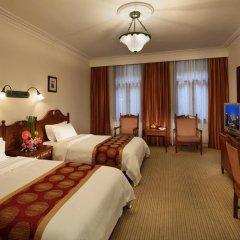 Jin Jiang Pacific Hotel Shanghai комната для гостей фото 2